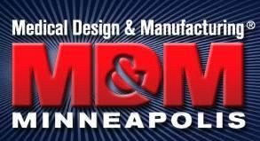 美国明尼阿波利斯国际医疗设备设计和制造展示会logo