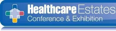 英国哈罗盖特医疗展logo