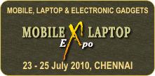 印度金奈手機筆記本電腦展logo