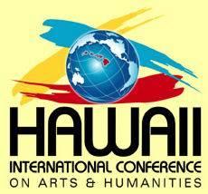 美国艺术与人文年度夏威夷国际会议logo