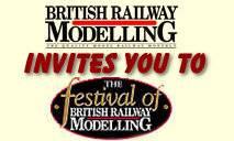 英国铁路模型展览会logo