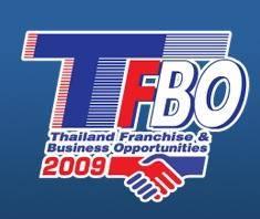 泰国曼谷特许经营展览会logo