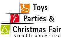 南美巴西玩具、礼品和圣诞用品展览会logo