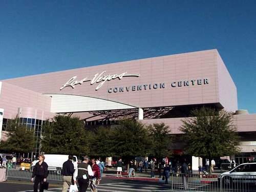 美国拉斯维加斯展览中心