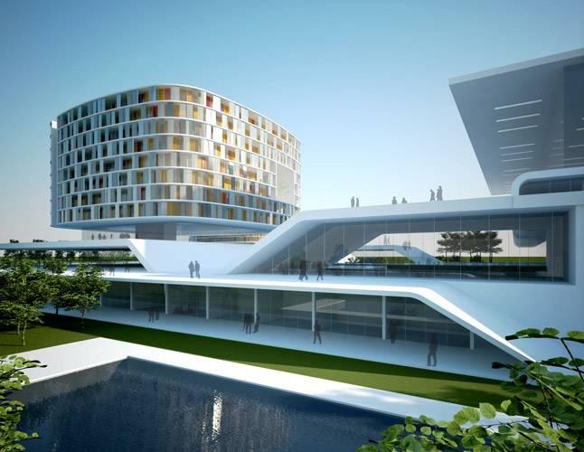 印度班加罗尔国际展览中心
