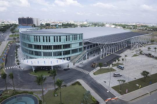 越南胡志明西贡会展中心