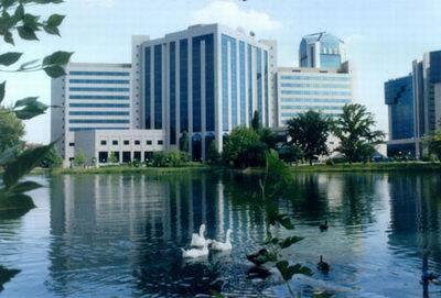 乌兹别克斯坦塔什干国家展览中心