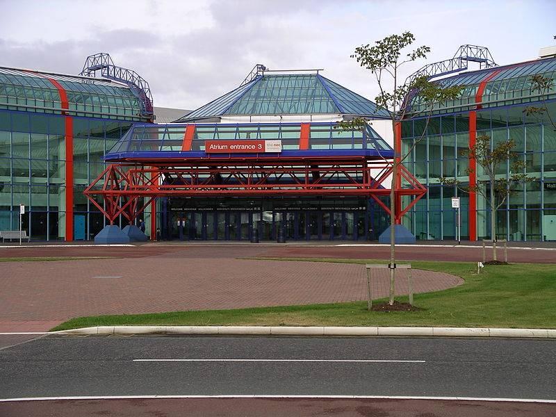 英国伯明翰国际会展中心