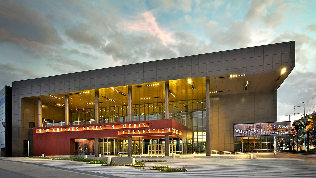 美国新奥尔良莫里尔展览中心