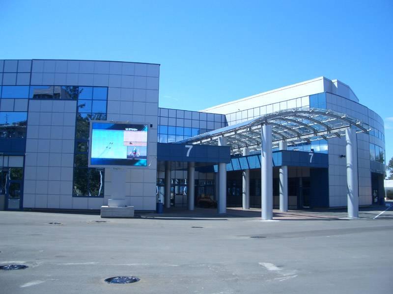俄罗斯圣彼得堡国际展览中心