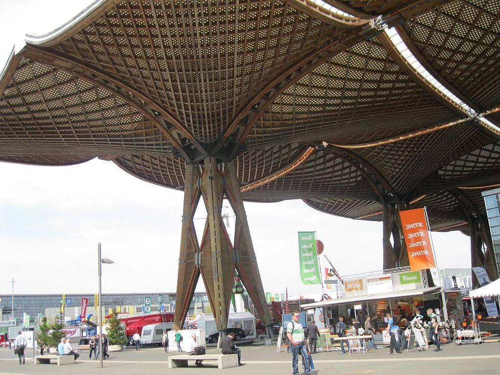 俄罗斯西伯利亚展览中心