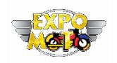 墨西哥国际摩托车及零配件展览会logo