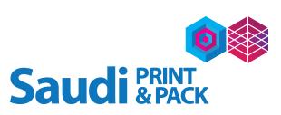 沙特利雅得国际塑胶印刷包装展览会logo