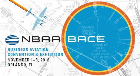 美国航空航天展NBAA-BACE