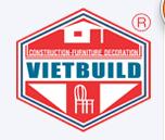 越南芹苴国际建材展览会logo