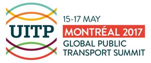 加拿大全球公共交通峰会logo