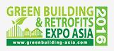 泰國曼谷國際綠色建筑和改造展覽會logo