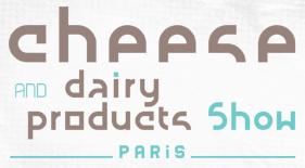 法国巴黎国际奶酪及乳制品展览会logo