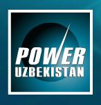 乌兹别克斯坦塔什干国际电力展览会logo