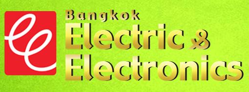 泰國曼谷國際電動和電子學展覽會logo