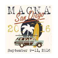 美国加州圣地亚哥国际海洋水族会议暨展览会logo