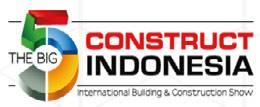印尼雅加达国际建材五大行业展览会logo