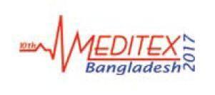 孟加拉達卡國際醫藥及醫療設備展覽會logo