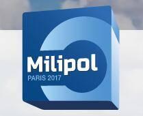 法國巴黎國際軍警設備展覽會logo