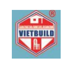 越南胡志明市国际建筑、建材及家具用品展览会logo