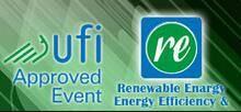 伊朗德黑兰国际可再生能源及节能展览会logo