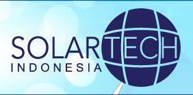 印尼雅加達國際太陽能技術展覽會logo
