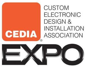 美国亚特兰大国际消费电子设计与安装展览会logo