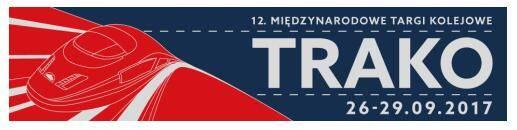 波兰格但斯克国际轨道交通展览会logo