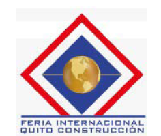 厄瓜多尔基多国际建材展览会logo