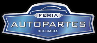 哥伦比亚麦德林国际汽车配件展览会logo