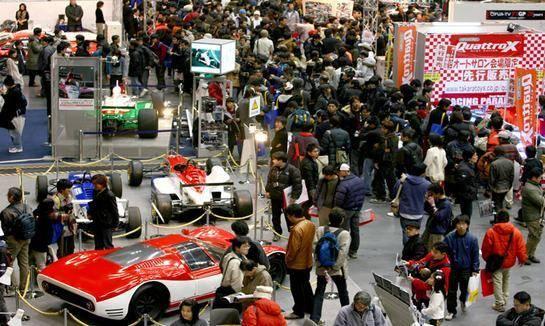 日本東京國際摩托車及配件展覽會