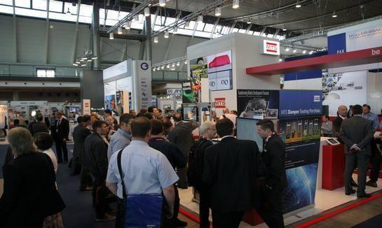 德國斯圖加特國際汽車零部件展覽會