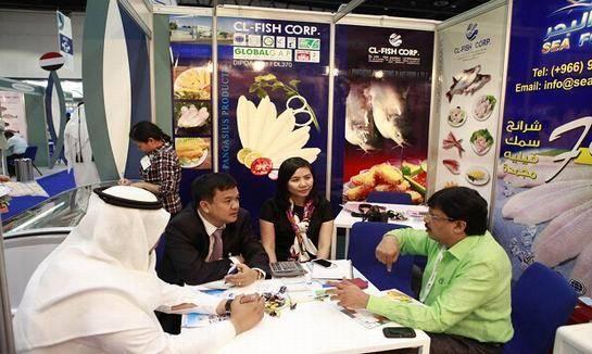 迪拜國際海鮮展覽會