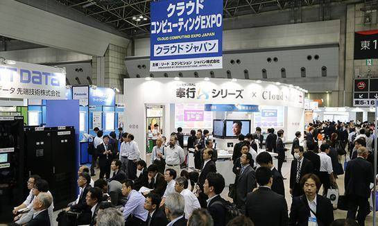 日本东京IT消费电子展C-PEX