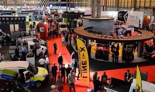 英國伯明翰國際商用車及配件展覽會