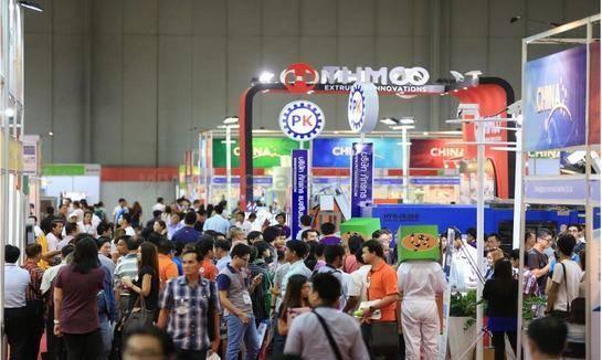 泰国曼谷国际塑料橡胶机械展览会