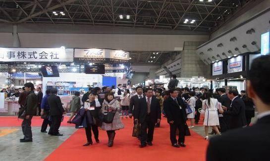 日本东京国际酒店、餐饮及食品服务设备展览会