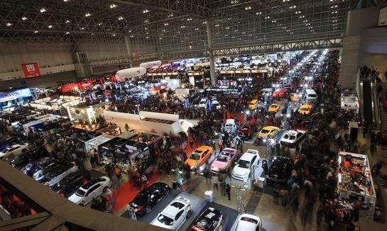 展会直播丨2018年日本东京国际改装车展览会(TOKYO AUTO SALON)