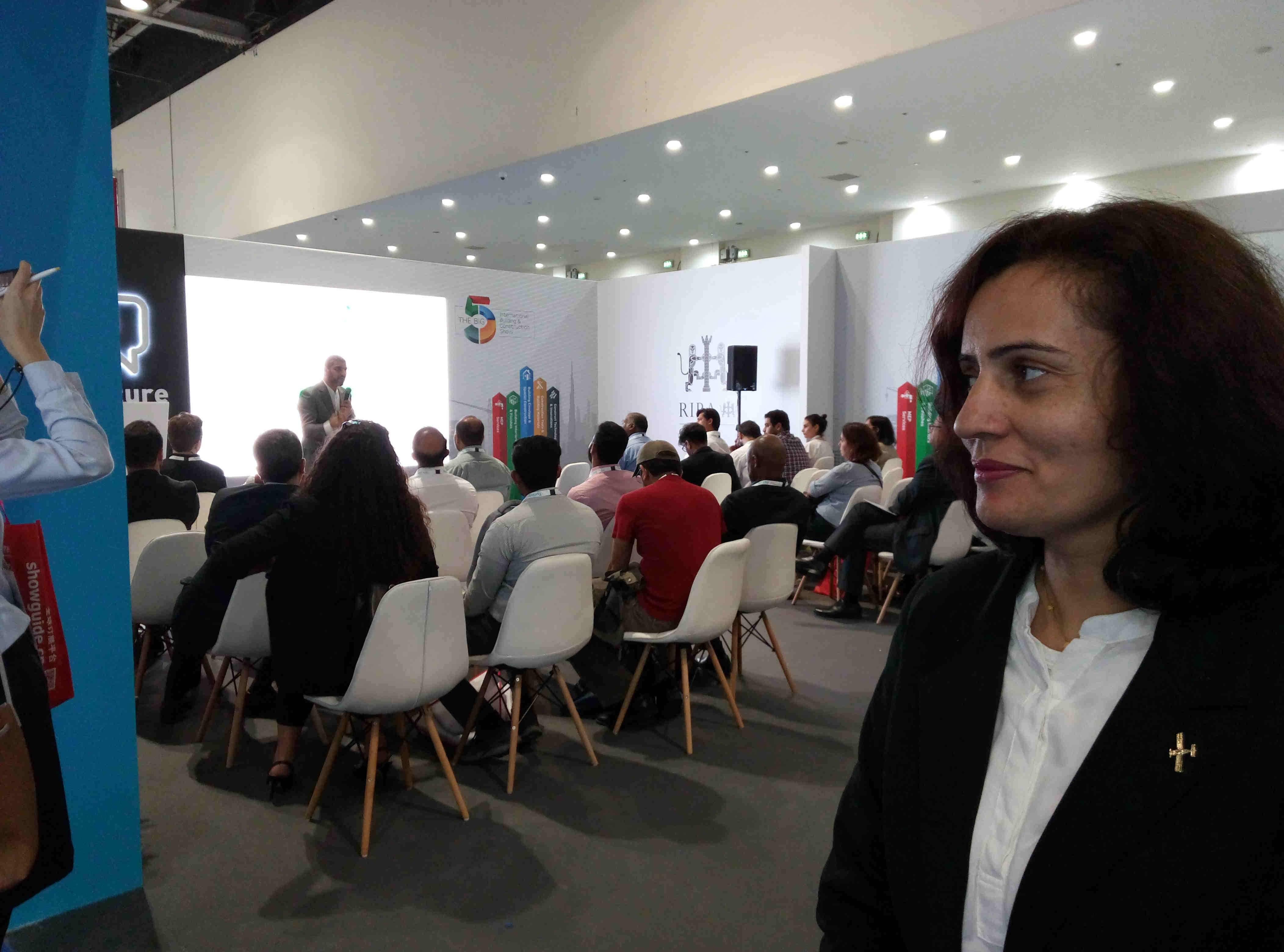 展会直播丨2017年迪拜国际建材五大行业展览会BIG 5