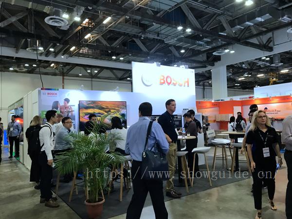 新加坡国际建筑及建材展览会