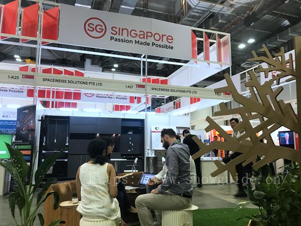 新加坡國際建筑及建材展覽會