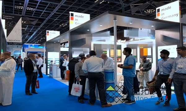迪拜国际门窗展览会