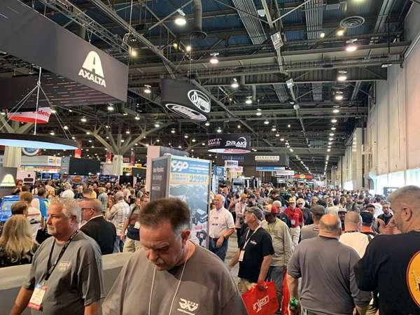 展会直播丨2019年美国拉斯维加斯国际改装车及配件展 SEMA & 2019年美国拉斯维加斯零部件及售后展 AAPEX
