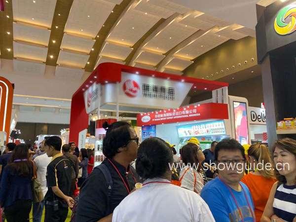 印尼雅加达国际食品饮料及食品配料展览会