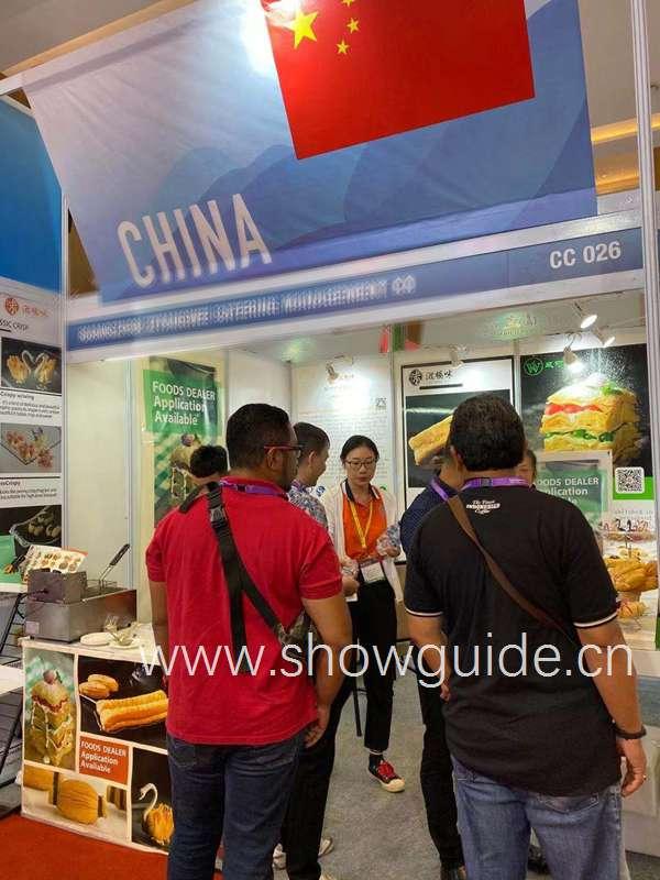 印尼雅加達國際食品飲料及食品配料展覽會